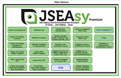 JSEAsy Software Package - Download for Windows